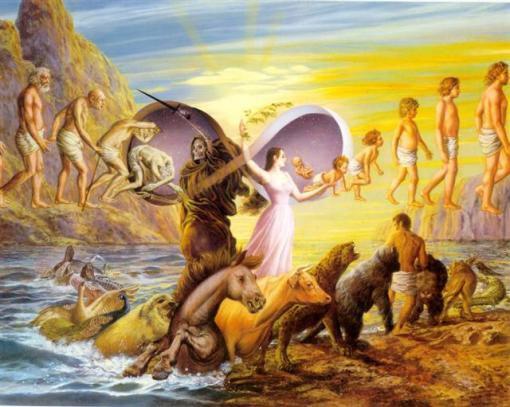 Nacimiento y muerte: Que fácil es decir hola y que difícil decir adiós