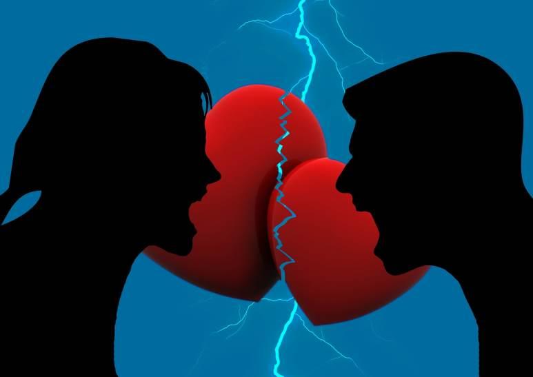 Tarea para parejas que están continuamente criticándose